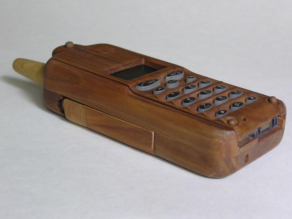 Деревянный телефон своими руками