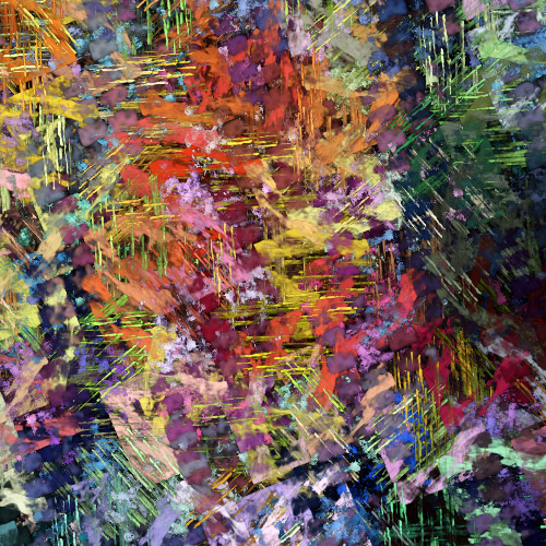 Abstract Painting Umatrix Plug In Samples